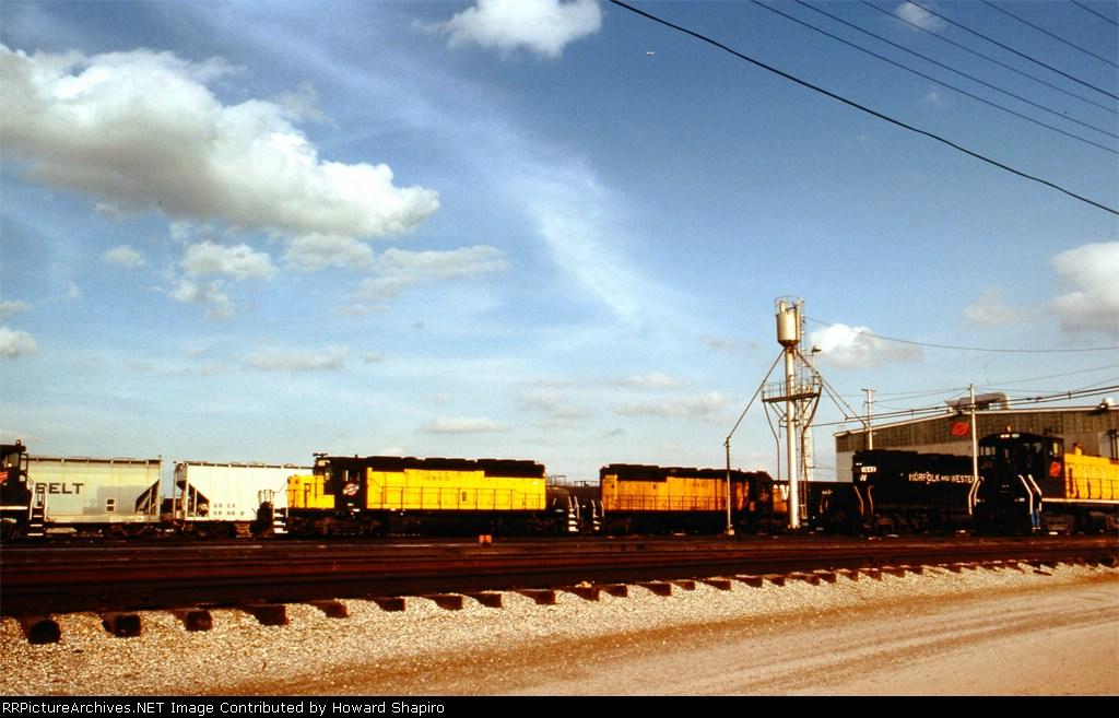 Alton & Southern Yard East Saint Louis