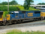 CSXT 8717