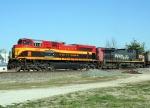 KCS 4045/UP 6419