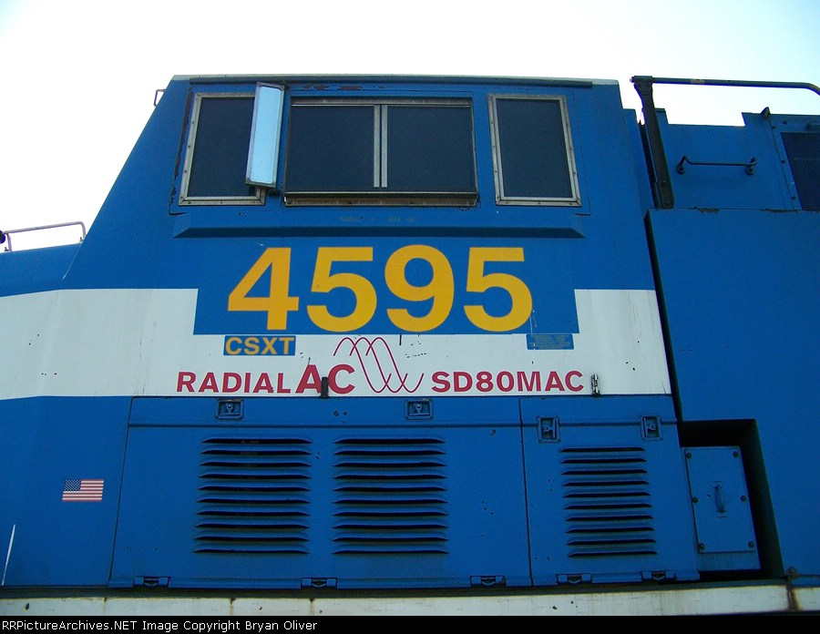 CSX 4595