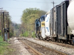CSX Q542 Northbound