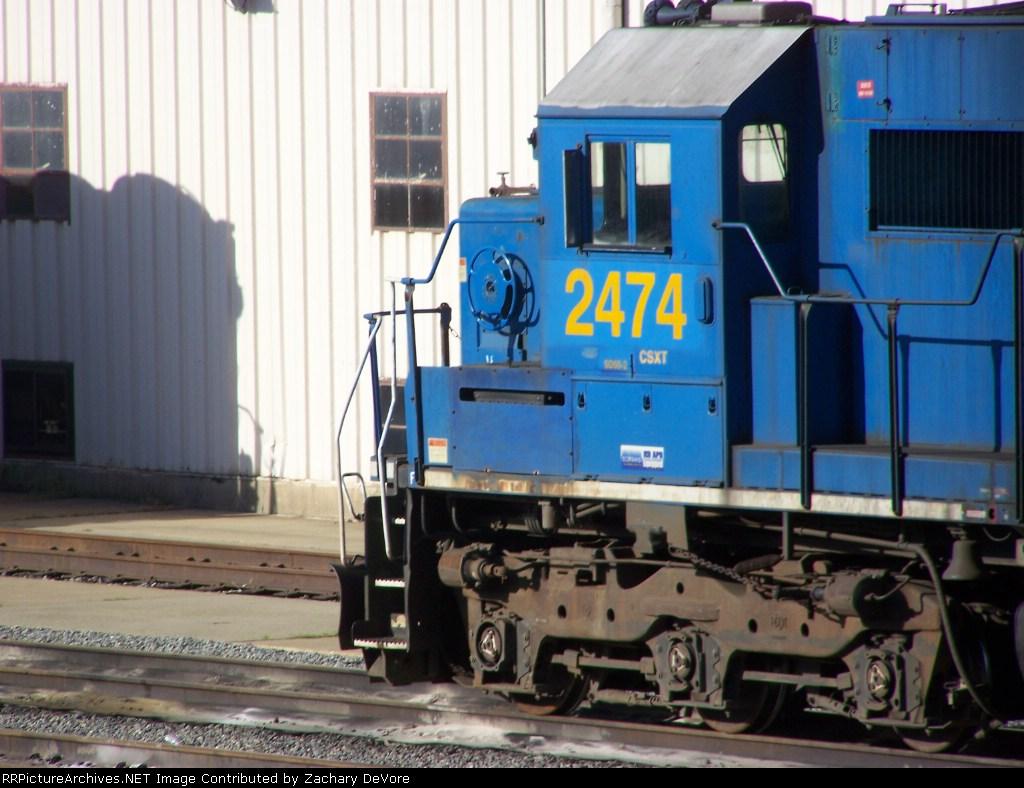CSX 2474