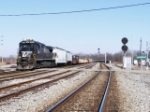 NS L52 crossing Southern Ave