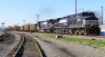 NS 9530 leads a coal train