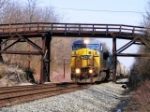 CSX G982 at MP 58.3 on the Northern Sub.