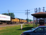 DPUs on UP Intermodal