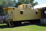 Unknown Steel Cupola Caboose