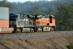 BNSF 7585/NS 7503