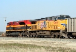 UP 5979/KCS 4040 as helpers south bound