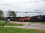 BNSF CW44-9#5110