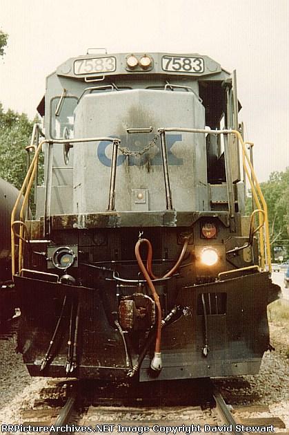 Q612/CSX 7583
