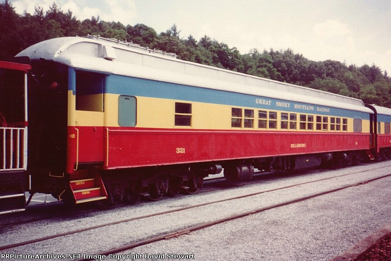 GSMR 321