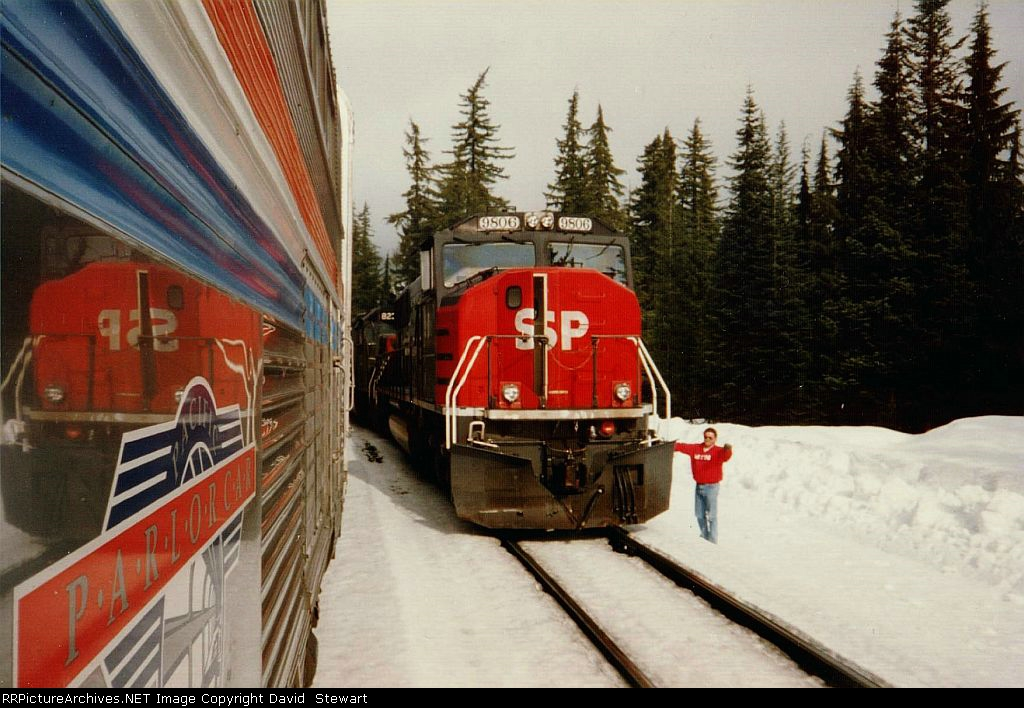 Southern Pacific Railroad