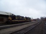 MSCI 1604 & 1605 resting silently on this cold February morning,