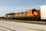 BNSF 1271 and BNSF 3172