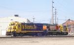BNSF B23-7's