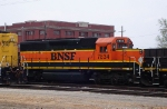 BNSF 7834 Laid-Up