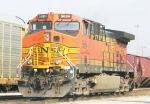 BNSF 5684