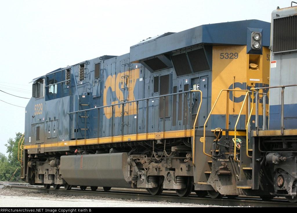 CSX 5329