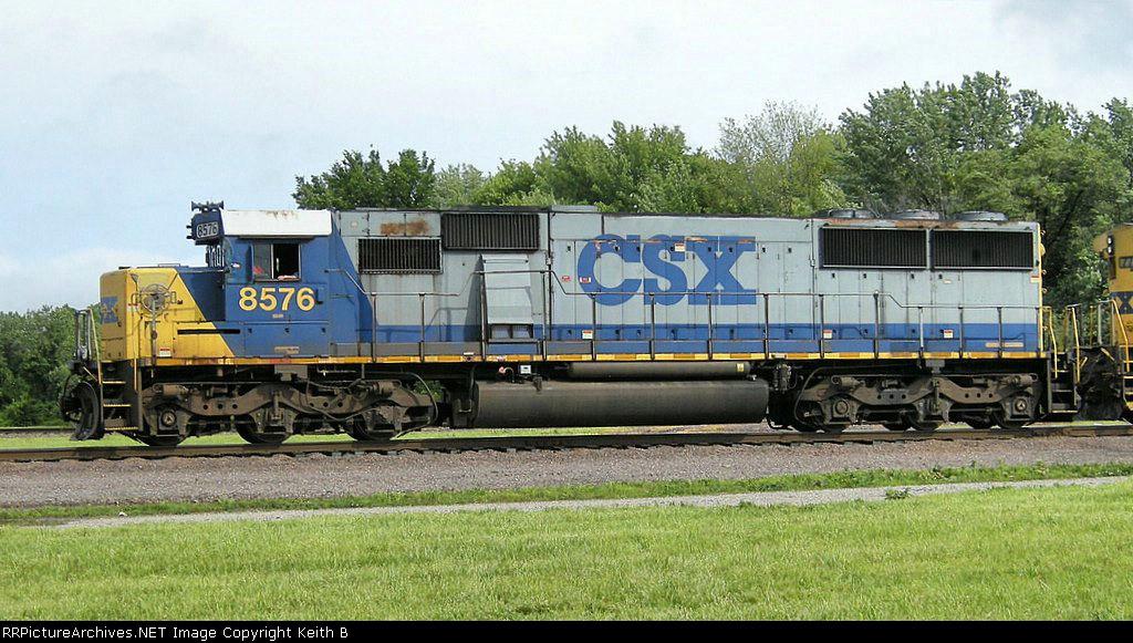 CSX 8576