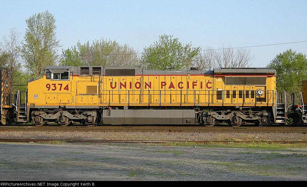 UP 9374