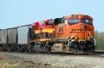 BNSF 5818/KCS 4114