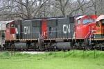 CN 5607/CN 5660