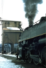 Reading 2102 at the Coal Tower
