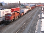 CP 440 pulling into westfort yard