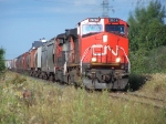 CN 844 going through Thunder Bay