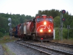 CN 2243 leads CN 436 through Atickoken