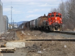 Cn transfer through town