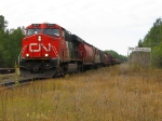 CN 2243 leads CN 436 through Kashabowie