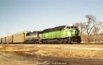 BN 9222 and EMDX 9089