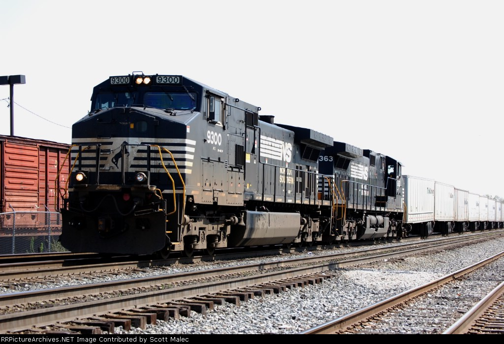 NS 9300 & 9363