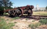 Freight car relic