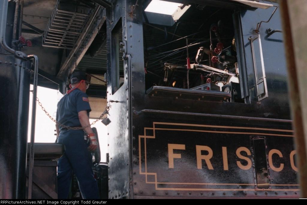 SLSF 1522 interior shot