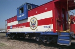 BN 12618 Freedom Caboose