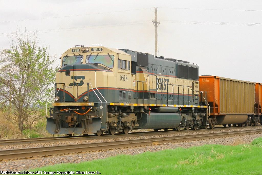 BNSF 9381 East