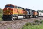 BNSF 5428 west