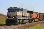 BNSF 9756 west