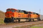 BNSF 9383 west