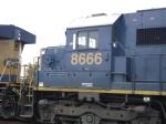 CSX 8666