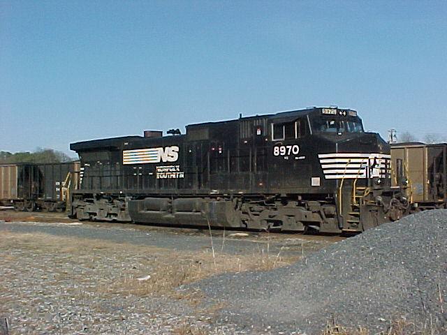 NS C40-9W 8970