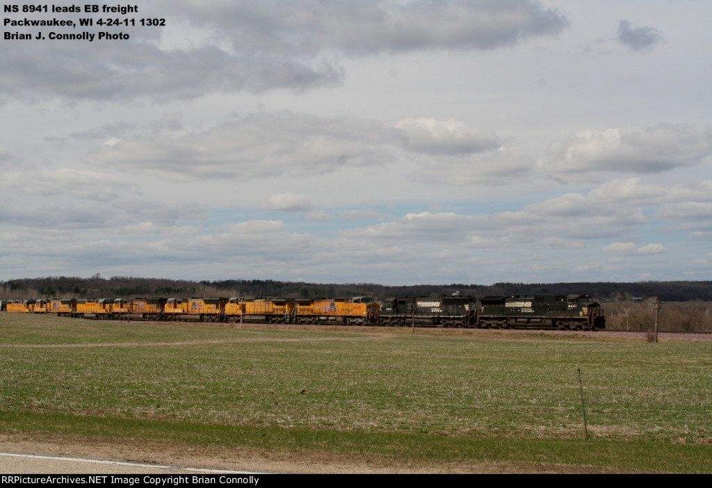 NS 8941 and friends