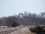 Semaphore Signal on the Sioux City Sub