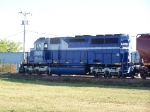 HLCX 5001 Sits Alone at the NKCR-BNSF Junction