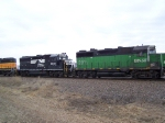 We Usually Don't See Such Small NS Power in These Parts