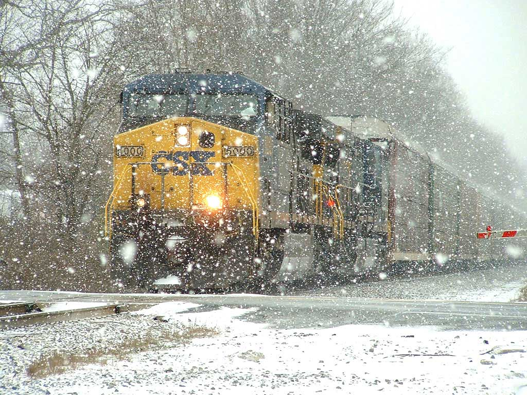 Q216 in the snow