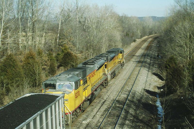 UP 8270 and UP 8033